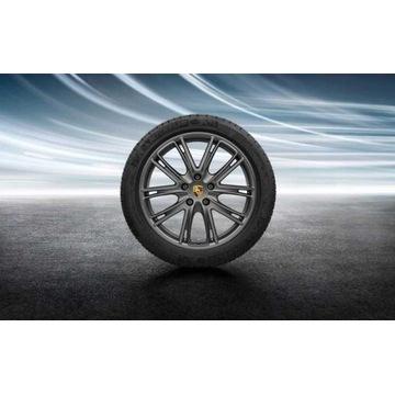 Felgi z oponami Porsche Panamera Exclusive 20