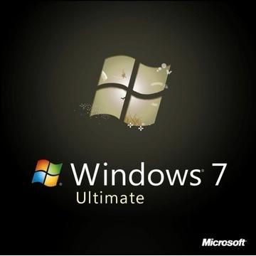 Windows 7 Ultimate 32/64Bit Klucz