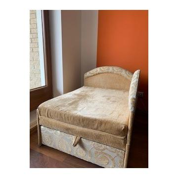 fotel-sofa-łózko-kanapa- rozkładana -50% WYGODNA