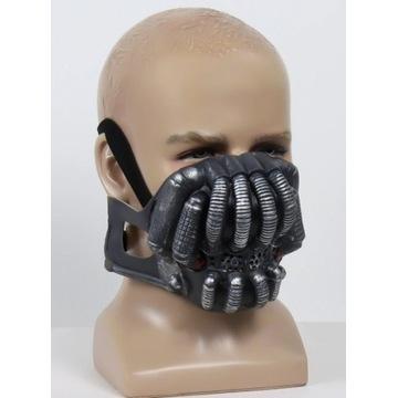 Maska Batman Bane  Lateksowa #zKątaNaKonto