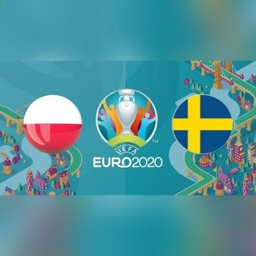Bilety EURO 2020 mecz SZWECJA - POLSKA w Dublinie
