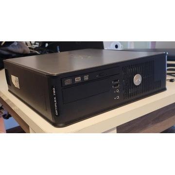 Dell Optiplex 780, 4 GB RAM, 250 GB HDD