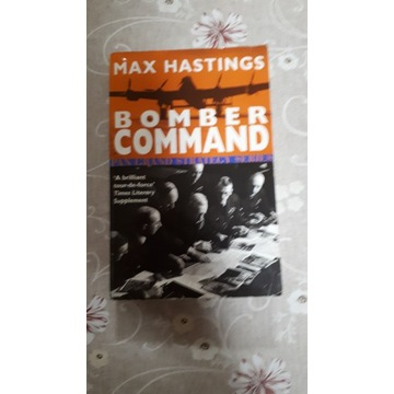 Bomber command. Max Hastings