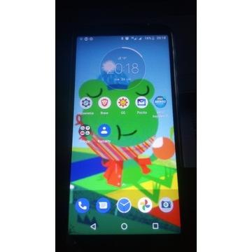 Smartfon MOTOROLA e5 PLUS jak nowa