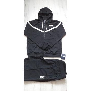 NIKE Womens Femme Damski dres czarny XL.