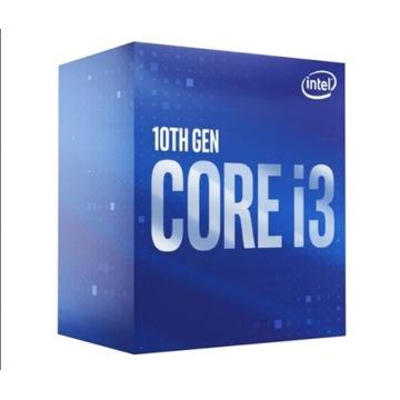 Procesor Intel Core i3-10100f Nowy