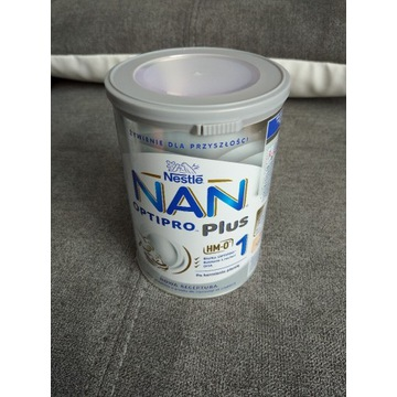 NAN OPTIPRO PLUS 1 HM-O 400g