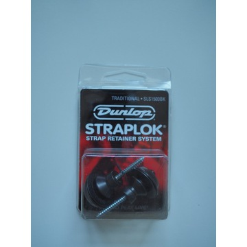 Straplocki Dunlop SLS1503BK