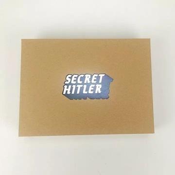 Gra planszowa imprezowa Secret Hitler w folii