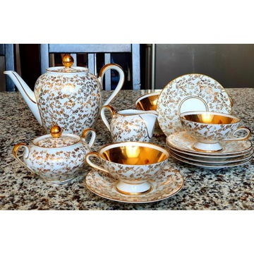Królewska porcelana Bawaria dla 6 osób