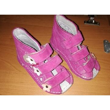 Buty kapcie sandałki Daniel