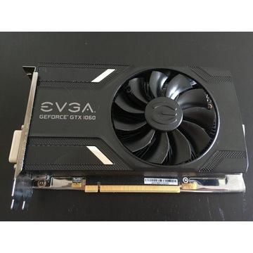 Karta graficzna EVGA GTX 1060 6GB