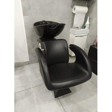 Myjna fryzjerska firmy PANDA