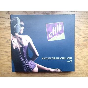 Nastaw się Na Chill Out 2 - 2 CD CHILLI ZET