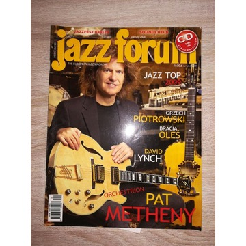 Jazz Forum - 8 numerów archiwalnych.