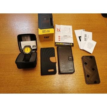 Smartfon Caterpillar S52 4/64 GB czarny