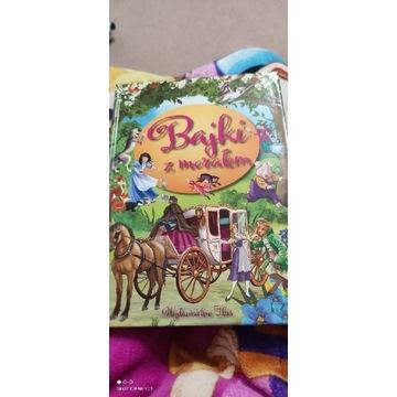 Bajki z morałem nowa książka dla dzieci