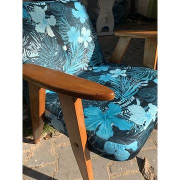 Fotel Chierowski 366 po renowacji
