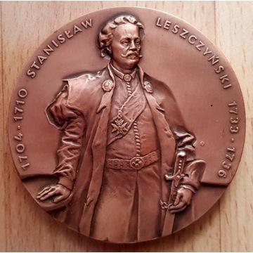 Stanisław Leszczyński - medal PTAIN PTN Koszalin