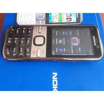 Nokia C5-00 z PL stan BDB bez simlocka, 100% oryg.