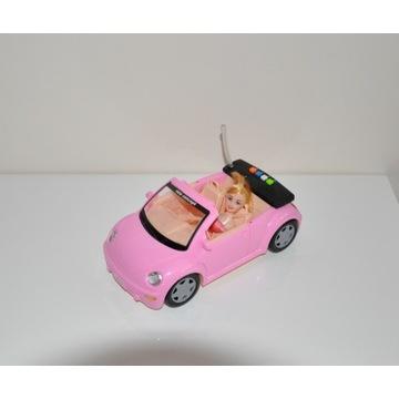 Samochód Kabriolet Garbusek Auto z Lalką Dźwięk