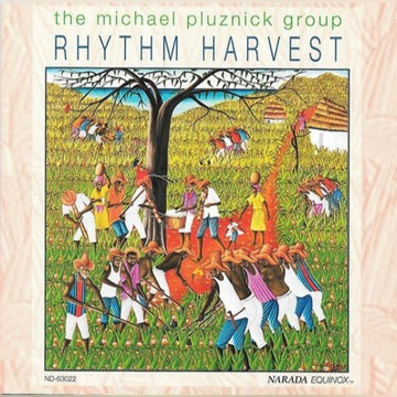 The Michael Pluznick Group - Rhythm Harvest - CD