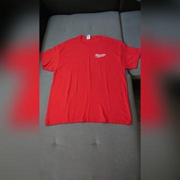Koszulka t-shirt Milwaukee XL