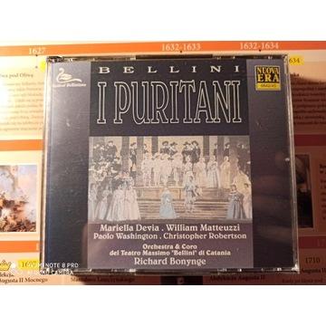 BELLINI I Puritani Bonynge Nuova Era Okazja