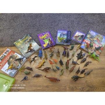 OKAZJA - Dinozaury i książki o dinozaurach