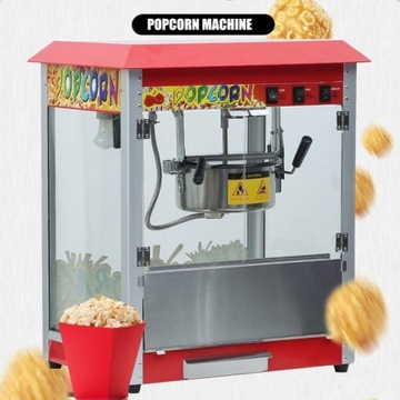 Maszyna do popcornu 1360W