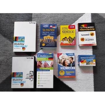 Zestaw do nauki języka niemieckiego