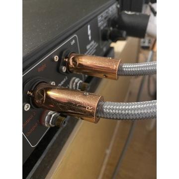 Organic Audio XLR 2x1m