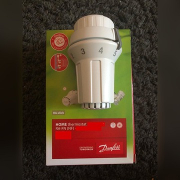 Danfoss głowica termostatyczna nowa!