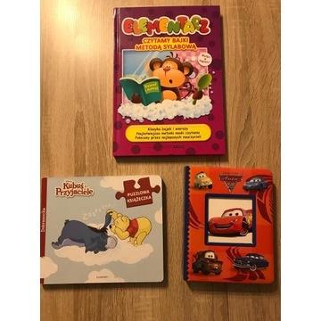 Książki dla dzieci używane w stanie b. dobrym
