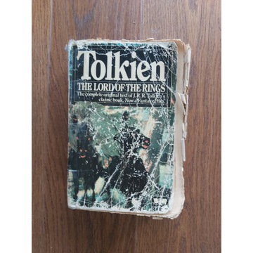 Tolkien: The Lord of the Rings. Trilogy