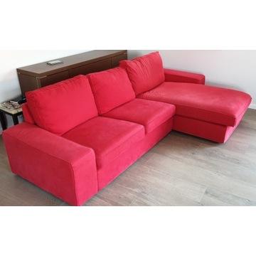 Sofa KIVIK z szezlongiem IKEA