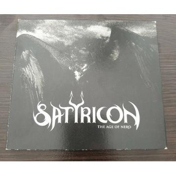 Satyricon - The Age Of Nero 2CD