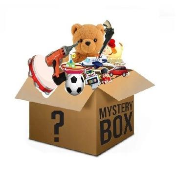 Mystery Box Dla Dziecka