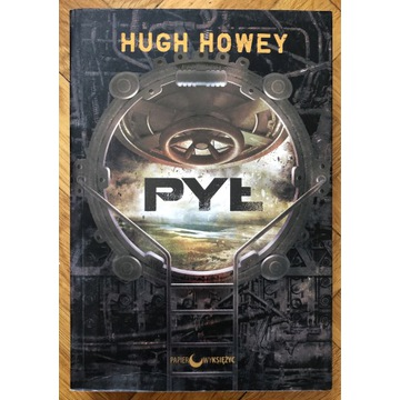 Hugh howey Pył
