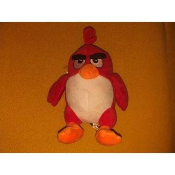 Maskotka ptak Red z Angry Birds.