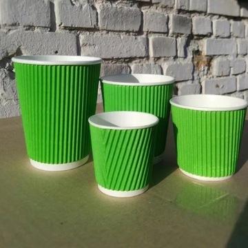 Kubki papierowe 110 ml jednorazowe do kawy 30szt