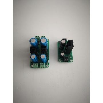 Zasilacz LT317 LT337 LM7805 DO DAC PCM 1704