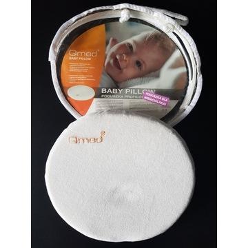 Profilowana poduszka Qmed baby pillow