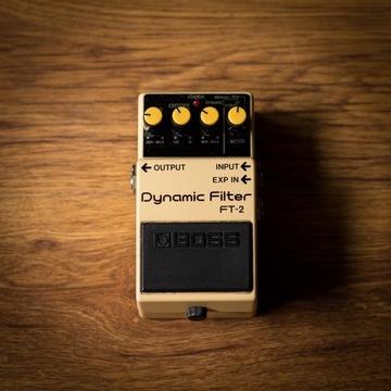BOSS FT-2 Dynamic Filter (Made in Japan, 1986r)