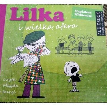 M. Witkiewicz: Lilka i wielka afera (audiobook)