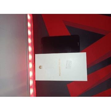 Huawei P20 Lite + pudełko bez szufladki na SIM