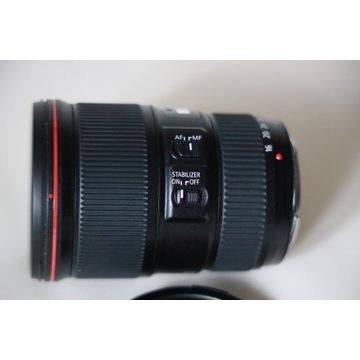 Obiektyw Canon 16-35 mm f/4 L EF IS USM