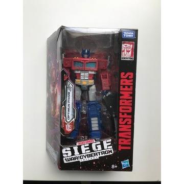 Figurka Transformers Siege WFC-S11 Optimus Prime