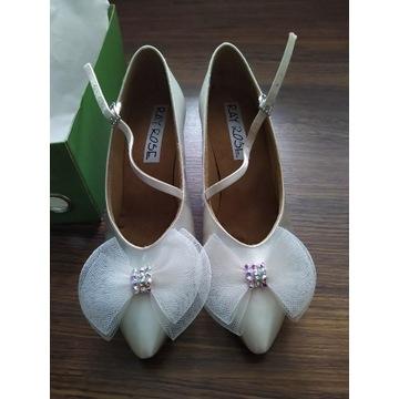 Buty taneczne damskie standard Ray Rose 37 Nowe