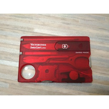 Victorinox Swisscard Lite Karta scyzoryk